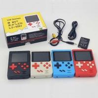 Карманная игровая приставка 168 8 бит 129 игр с контроллером (джойстиком)