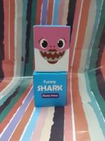 Акула Funny Shark . Светится в воде, плюется
