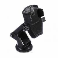Автомобильный держатель для телефона на панель телескопический, раздвижной 733-012