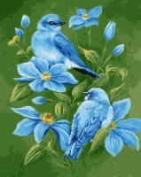 Две птицы Картина 40х50