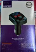 FM модулятор F55 WIRELESS MP3 PLAYER FOR CAR 3,1A