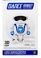 Робот «Танцор», световые и звуковые эффекты, работает от батареек, цвета МИКС 4505100