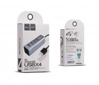 Hoco HB1 4 USB USB Хаб