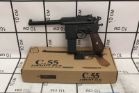 Пистолет пневматика (металл) C55