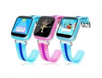 Детские часы с GPS Smart  baby watch
