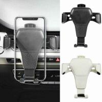 Автомобильный держатель телефона на воздуховод ZS07
