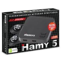 Приставка Хами 5 черная Hamy 5 505 в 1 Black