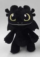 Мягкая игрушка Как Приучить Дракона Зубастик 12шт в блоке