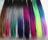 Сенегальские косы (цвета в ассортименте)