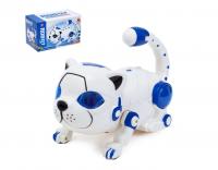 Игрушка-робот «Кошка», работает от батареек, световые и звуковые эффекты, МИКС