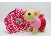 Собачка Чичилав в сумке 4572