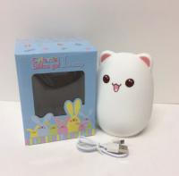 Ночник силиконовый (мишка)