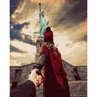 Следуй за мной Нью-Йорк GX 24462 Картина 40х50