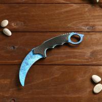 Сувенирное оружие из дерева «Керамбит, допплер»