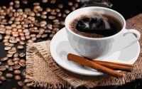Кофе с корицей Картина 40х50