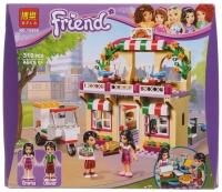 10609 КОНСТРУКТОР Friends 310 деталей (WW-0603-42-3-60) френдз пиццерия