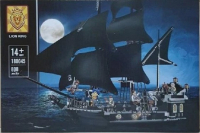 Конструктор Пираты 808 дет. 180045