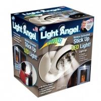 светильник с датчиком движения Light angel на батарейках