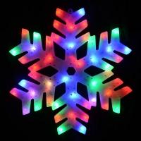 Снежинка Светящиеся