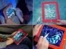 Magic Pad светящийся планшет для рисования