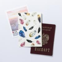 """Обложка для паспорта """"Мечтай!"""" 4431502"""