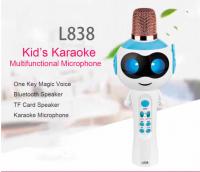 Микрофон караоке L838