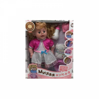 Милая кукла с аксессуарами 6659