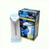Дозатор для жидкого мыла автоматический Soap Magic