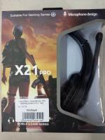 Наушники  с микрофоном  FOR GAMING SERIES 4 X 21 PRO