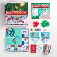 Настольная экономическая игра «MONEY POLYS», 8+