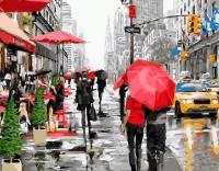 Нью-Йорк худ. Р.Макнейл Картина 40х50