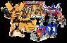 Робот Трансформер W5533-149 2 в 1
