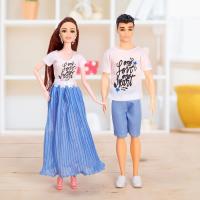Набор кукол моделей «Семья»