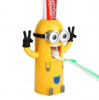 Дозатор зубной пасты с держателем Миньон