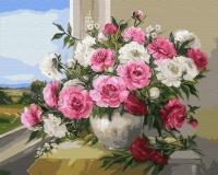 Прелесть, розы Картина 40х50