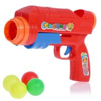 Пистолет «Шот», стреляет шариками, цвета МИКС