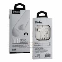 Проводные наушники с микрофоном Inkax OE-10