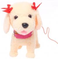 Интерактивная собака «Любимый щенок», ходит, лает, поет песенку, виляет хвостом