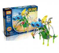 Конструктор «Кибер-муравей», работает от батареек, 119 деталей
