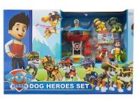 Собачки База с героями набор с маленьким офисом