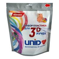 UNID PRO-12 (по 10м. 12 цветов в коробке) пластик юнид