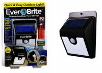 Светильник с датчиком движения на солнечной батарее Ever Brite LY-209
