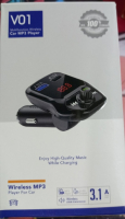 FM модулятор WIRELESS MP3 PLAYER FOR CAR 3,1A