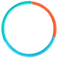 Обруч утяжеленный «Идеальный силуэт», d=95 см, 2,1 кг, цвета МИКС