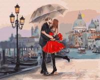Венецианская любовь Картина 40х50
