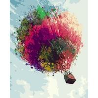 Воздушный шар Картина 40х50