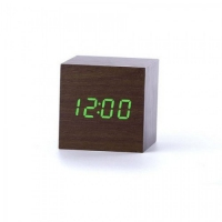 Электронные часы в деревянном корпусе VST-869