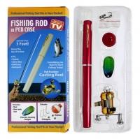 Удочка ручка Fish pen