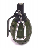 Зажигалка газовая в виде гранаты