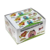 Жевательная конфета В блоке 12 пачек